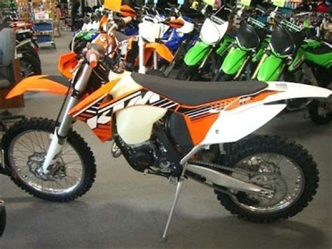 2011 Ktm 150xc 2012 Ktm 150 Xc Specifications And Pictures