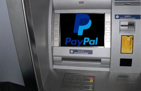 prelevare soldi in come ritirare soldi conto paypal con bancomat allo sportello