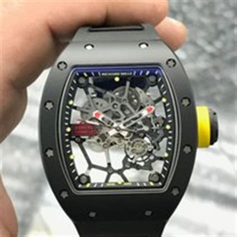Richard Mille Rm035 Rafael Nadal Black richard mille rm 035 all prices for richard mille rm 035 watches on chrono24