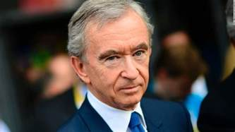 who is bernard arnault business news
