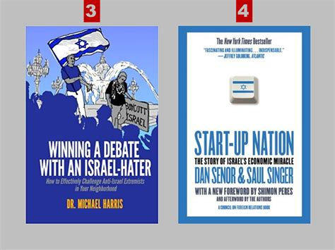 picture is not shown book books ssi students supporting israel