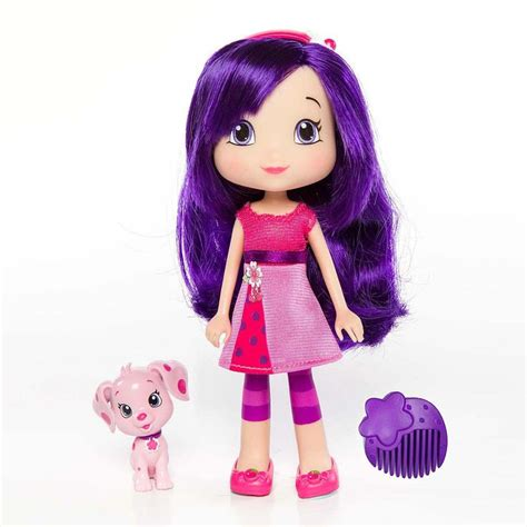 6 inch fashion dolls strawberry shortcake 6 inch fashion doll with pet cherry
