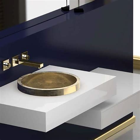 drop in bath sink gold drop in bathroom sink