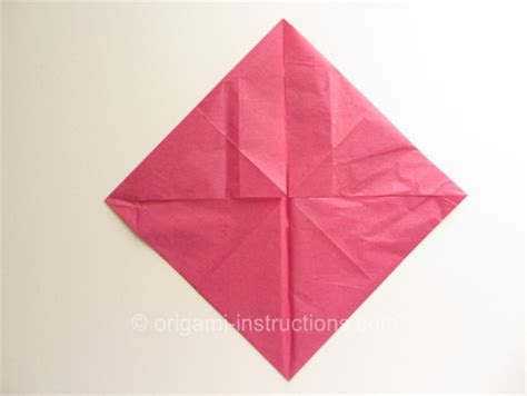 Origami With Tissue Paper - paper napkin origami found here info