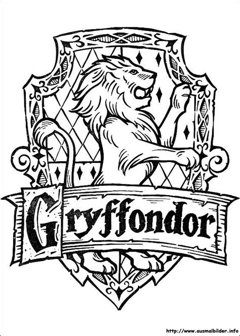 harry potter coloring pages hufflepuff hogwarts badge coloring pages