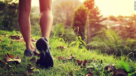 A 12 Mile Walk In The Woods by Should You Be Aiming For 10 000 Steps A Day Cnn