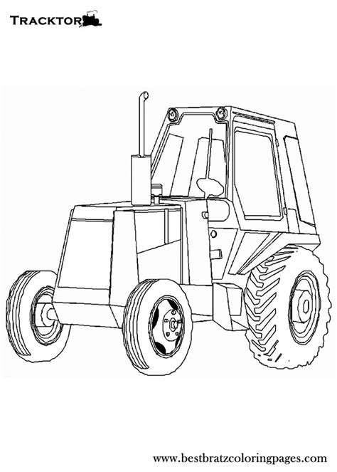 tractor coloring pages best 25 tractor coloring pages ideas on