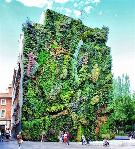 Blanc Vertical Gardens The World S Catalog Of Ideas