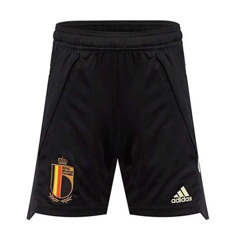 buy official   belgium adidas training shorts