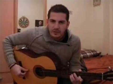 estopa camaron como camaron estopa guitarra