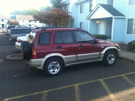2002 Suzuki Grand Vitara Reviews Picture Of 2002 Suzuki Grand Vitara 4 Dr Jlx 4wd Suv Exterior