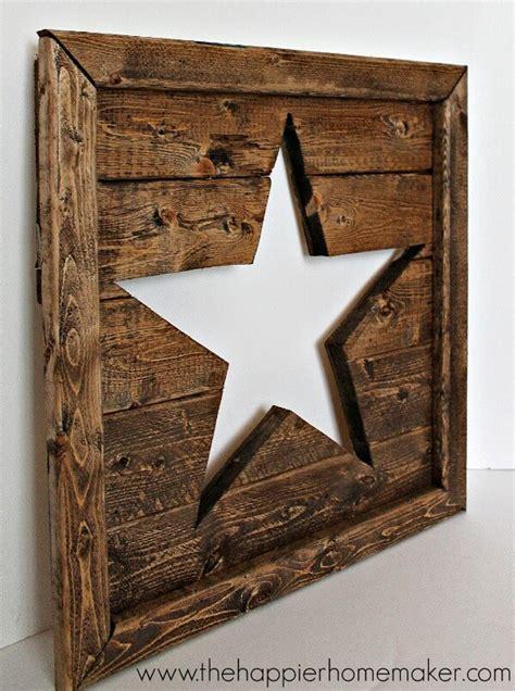 gun decor on pinterest barn star decor toothbrush pottery barn inspired cut out wood star art the happier