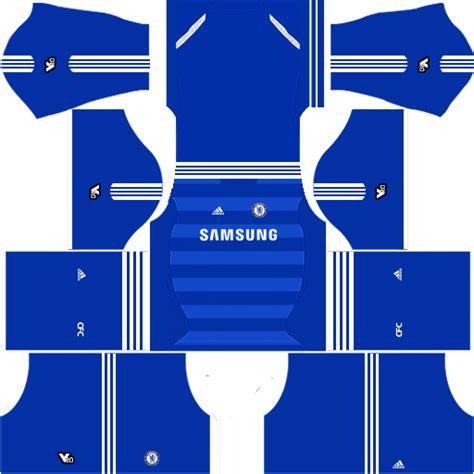 chelsea kit dream league chelsea kits 2011 2012 dream league soccer chelsea dls