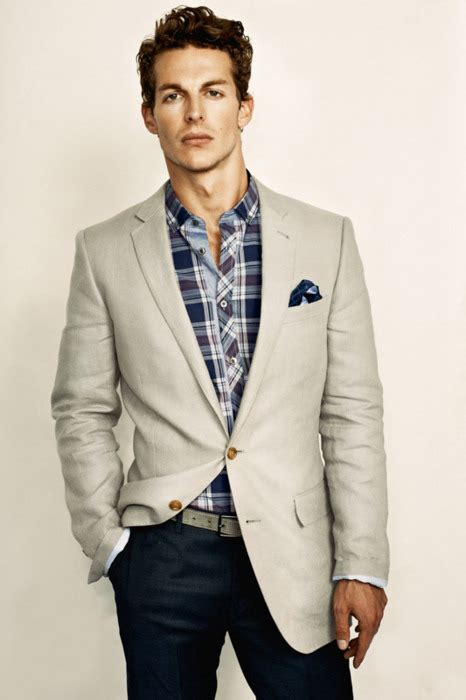 Casual Trend Alert Plaid Shirts Andjeans by Light Grey Jacket Blue And Shirt S Apparel