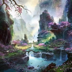 japanese landscape painting japanese landscape wallpaper free