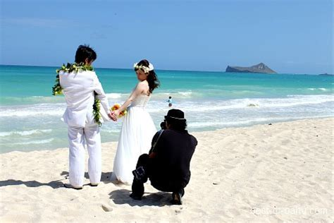 Plan a Hawaiian Wedding on Oahu