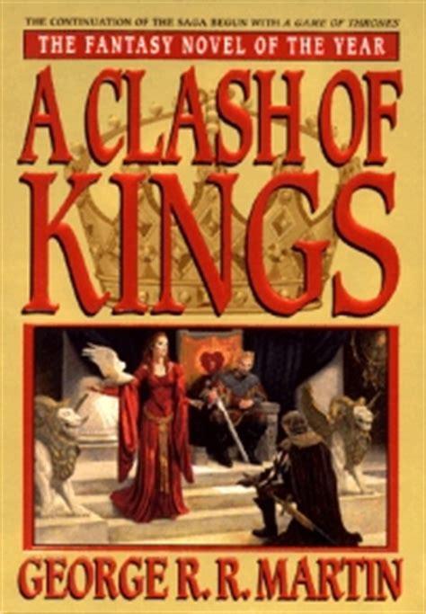 libro a clash of kings canci 243 n de fuego y hielo 191 historia de un fracaso anunciado retrincos net