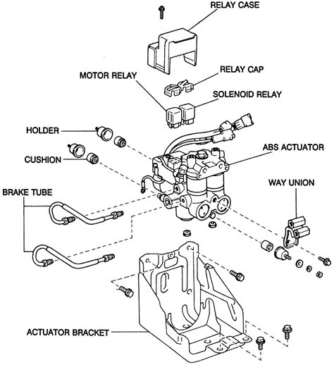 service manual repair anti lock braking 2000 toyota corolla security system used toyota toyota anti lock brake system abs pump anti lock brake toyota tacoma 2008 08 2009 09 abs pump