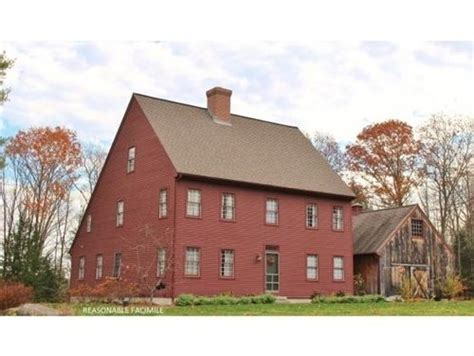 reproduction saltbox colonial houses pinterest 119 best red houses images on pinterest saltbox houses
