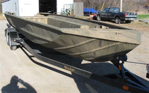 jon boat keel boats