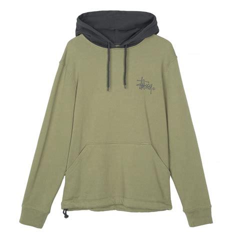 Jacket Stussy Hoodie 9 stussy two tone hoodie clothing natterjacks