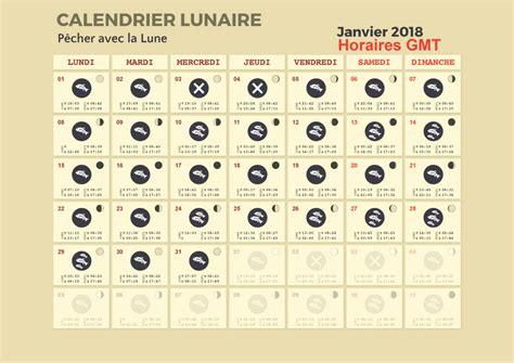 Calendrier Pecheur Calendrier Lunaire Pour La P 234 Che P 234 Cher Avec La Lune