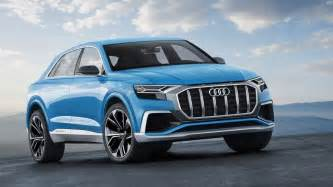 audi q8 concept previews the new of ingolstadt s suvs
