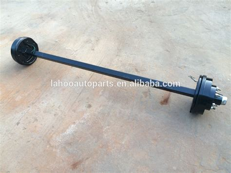 boat trailer axles with electric brakes 10 quot mechanical disc brake axle for boat trailers buy