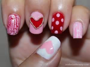 15 adorable nails art for valentine s day pretty designs