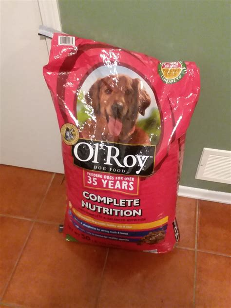 ol roy food review top 486 complaints and reviews about ol roy pet foods