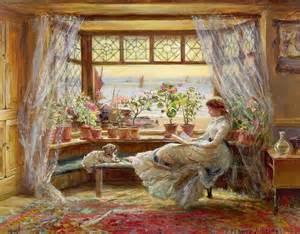 victorian british painting charles james lewis