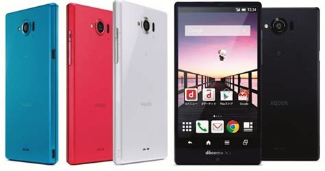 Sharp Aquos Zeta Sf 01 Thá Træ á Ng Smartphone NhẠT SẠP N 243 Ng L 234 N Vá I Aquos Zeta Sh 01