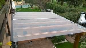 copertura tettoie realizzazioni in policarbonato alveolare tettoie coperture