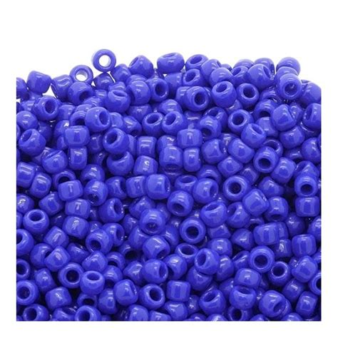 toho seed 6 0 opaque navy blue 10g and