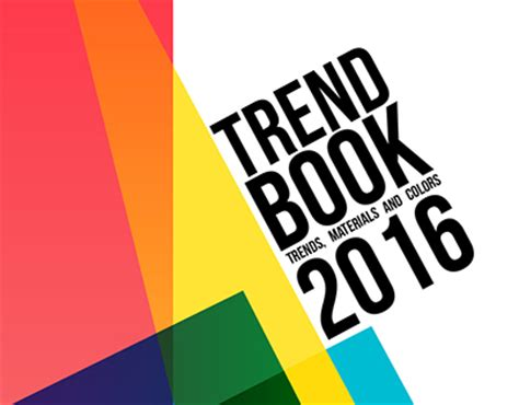 design trends 2016 trend book 2016 trend analysis color trim on behance