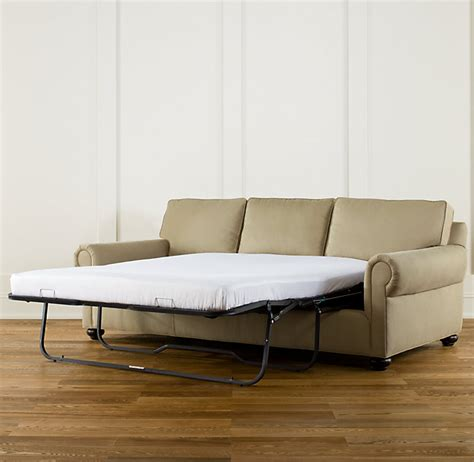 sofa bed restoration hardware restoration hardware sofa bed home design