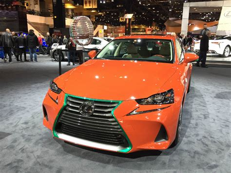 sriracha lexus lexus sriracha is at the 2017 chicago auto