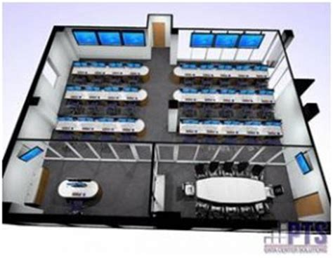 network room layout pts noc room design layout services pts data center