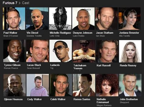fast and furious 6 movie actors names 78 images about fast and furious on pinterest fast and