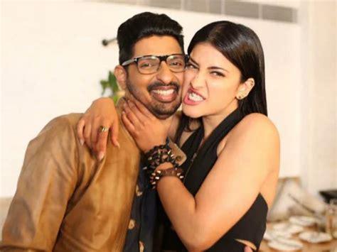 Husband Photo by Shruti Haasan S Selfie With Husband Goes Viral Filmibeat