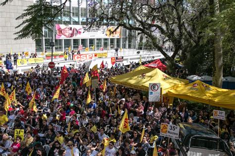 greve nas escolas estaduais 2016 cpers aprova continuidade da greve e orienta 231 227 o para