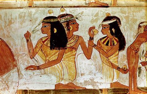 imagenes pinturas egipcias los perfumes pasi 243 n secreta de los egipcios