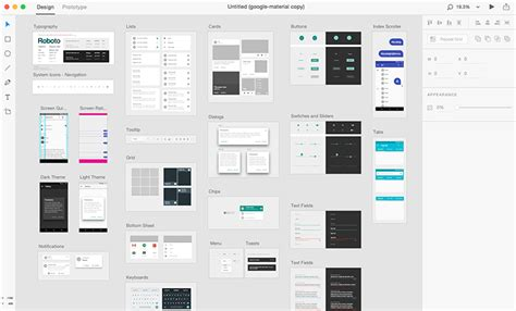 Adobe S Project Comet Now Available As Adobe Xd Public Preview Zdnet Adobe Xd Templates