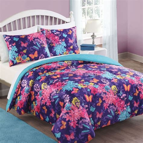 Butterfly Bedding Sets Butterfly Comforter Set Rosenberryrooms
