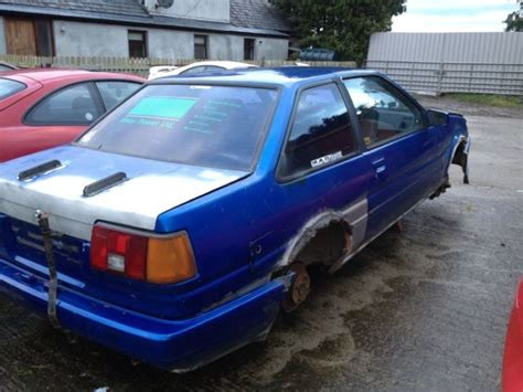86 Toyota Corolla Parts Toyota Gt Corolla Ae86 Parts For Sale In Ballyboy Offaly