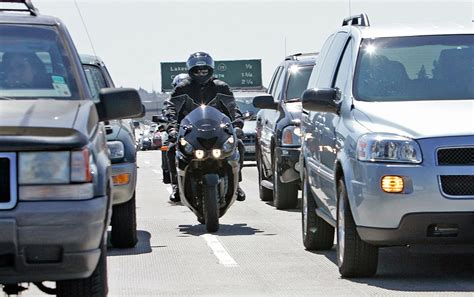 California Motorcycle Lawyer 1 by Washington State Weighs Pro Splitting Asphalt