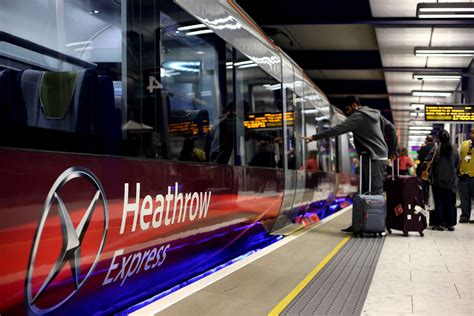 Home Design Events Uk by Heathrow Express Peak Fares Increase By Almost Nine Per