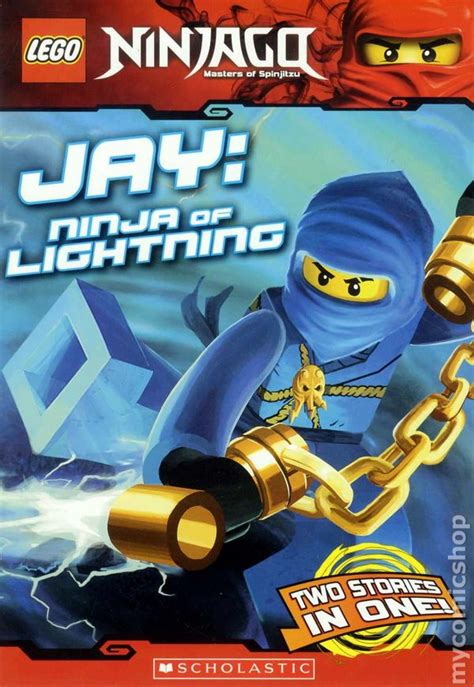 masters of books lego ninjago of lightning sc 2012 digest comic