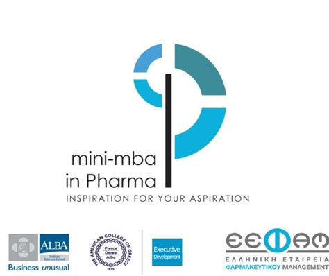 Mba Pharmaceutical by New Mini Mba In Pharma Alba