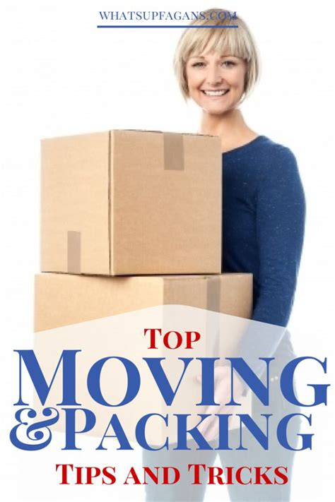 packing and moving tips smooth sail through your next move with these moving tips